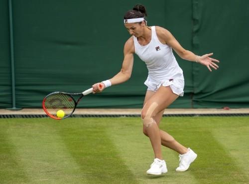 WTA roundup: Gasparyan upset at Baltic Open