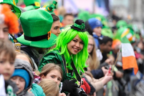 St. Patrick's Day in Pictures