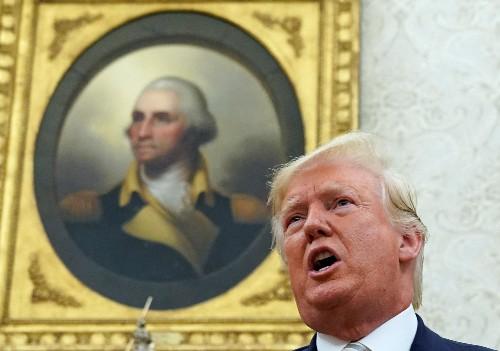 """Trump zum Handelsstreit mit China - """"Ich bin der Auserwählte"""""""