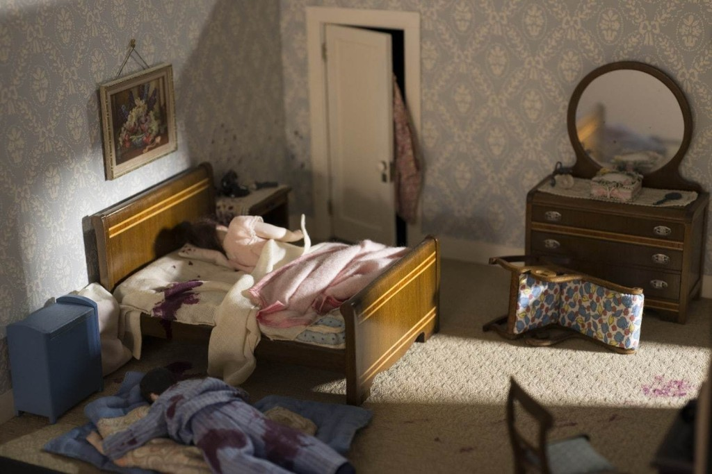 These miniature murder scenes have shown detectives how to study homicides for 70 years