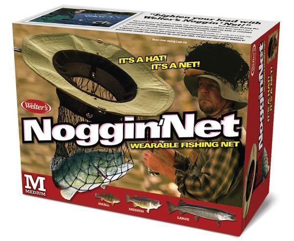It's a fishnet/hat....speechless