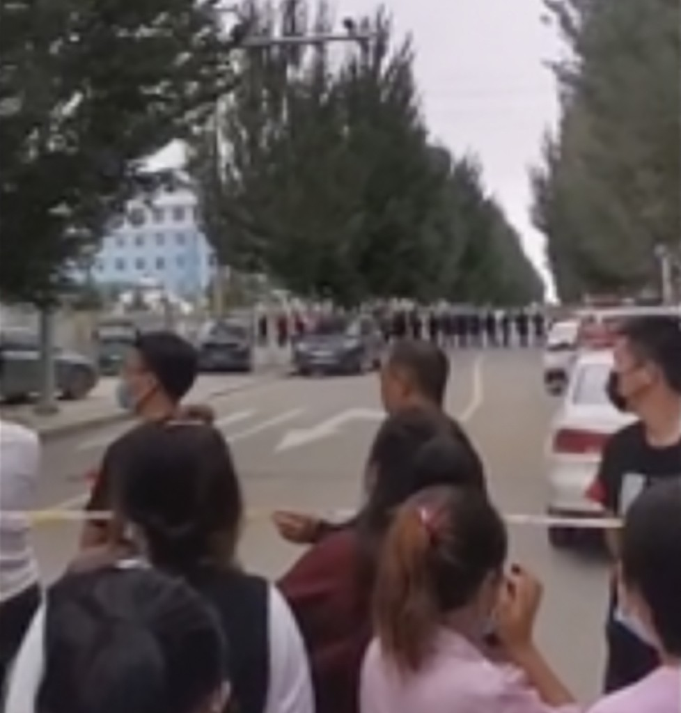 Students in Inner Mongolia protest Chinese language policy
