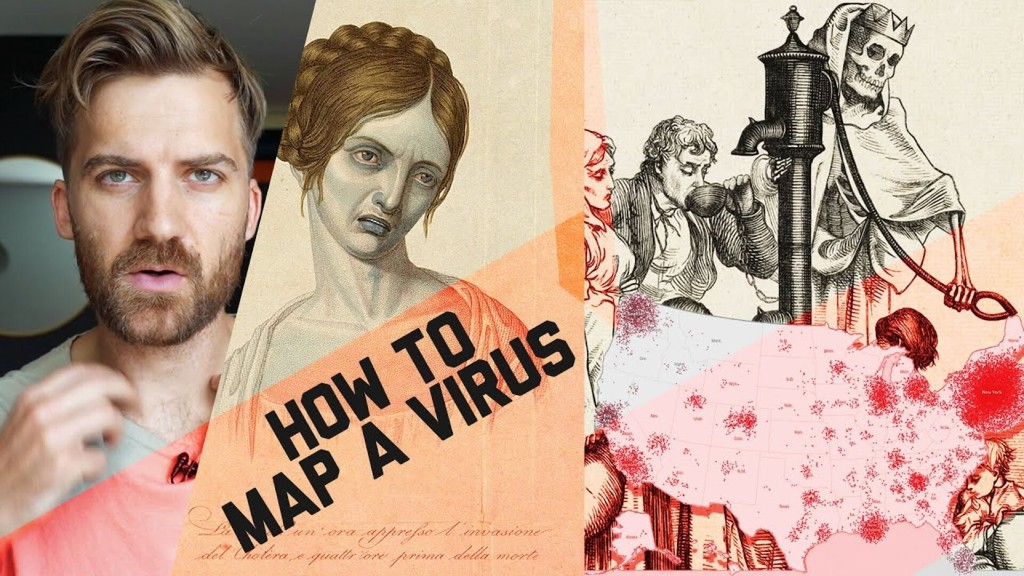How to Map a Virus.