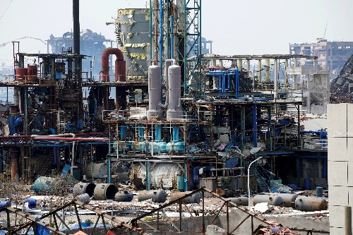 Global chemical firms urged to source responsibly after lethal China blast: study