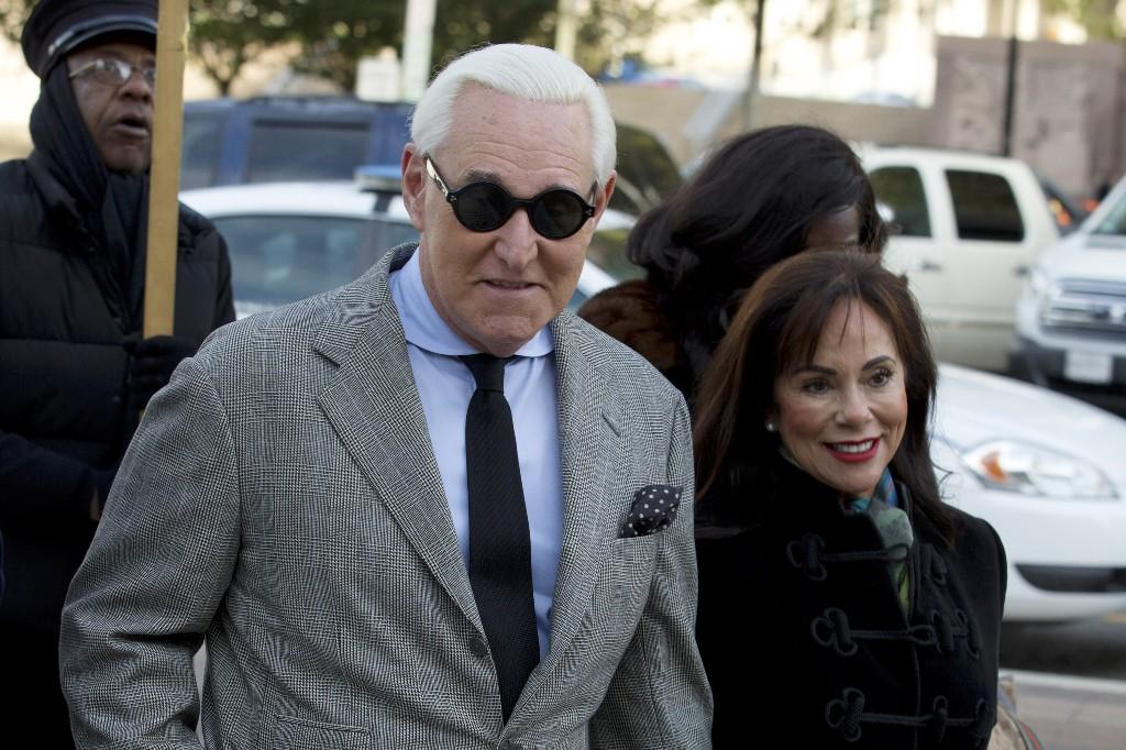 Trump commutes longtime friend Roger Stone's prison sentence