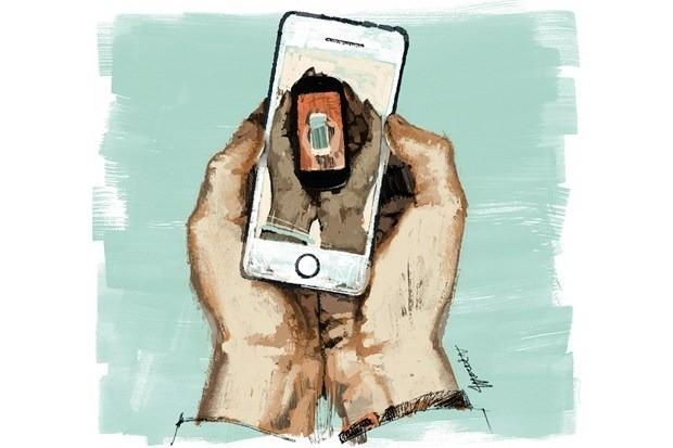 Technology is making it easier to trust strangers