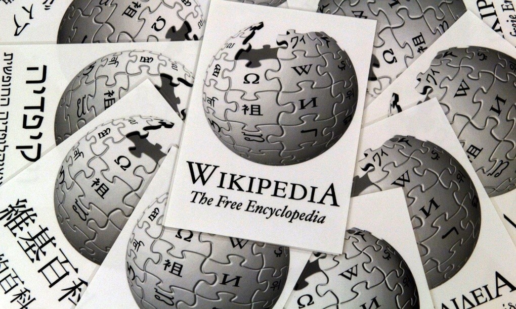 Wikipedia's view of the world is written by the west