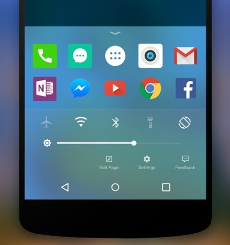 Microsoft Officially Unveils Its Arrow Launcher For Android