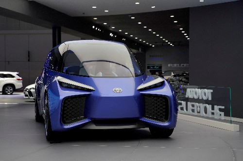Toyota to invest $2 billion developing electric vehicles in Indonesia