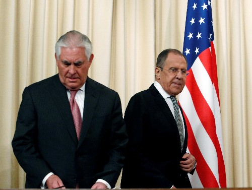 U.S.-Russia relations at another low after Syria attacks