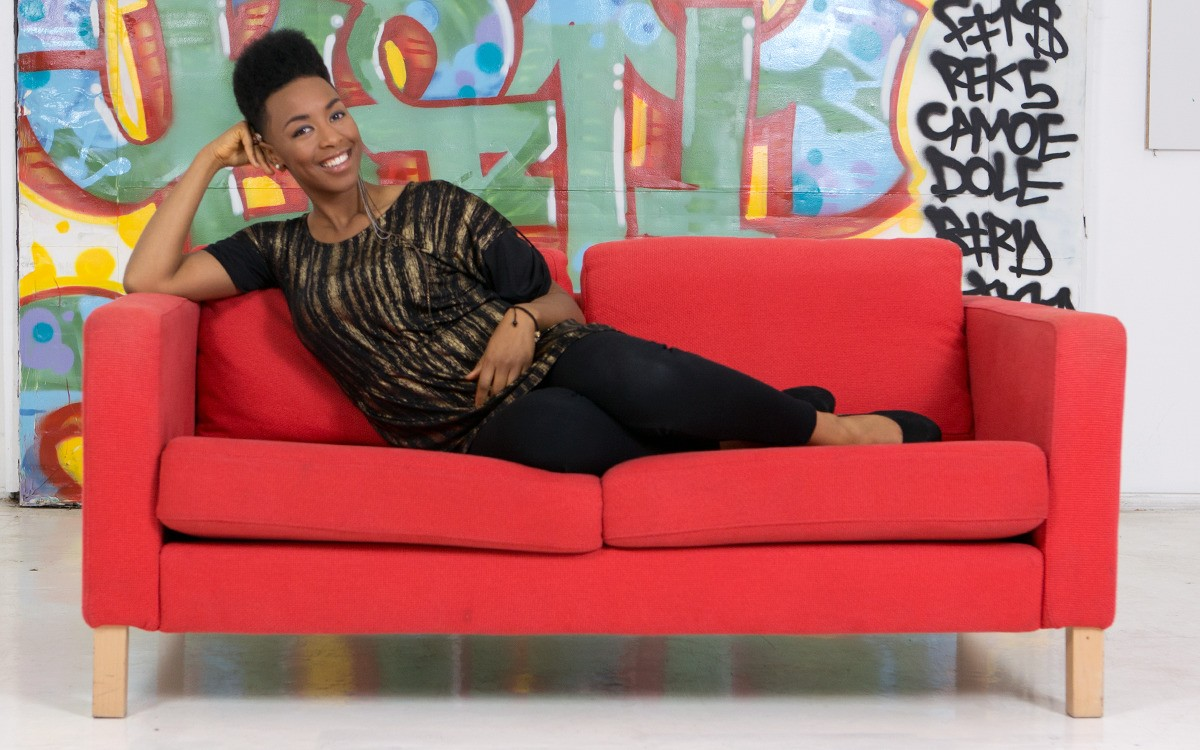 On the Red Couch with Grammy-Nominated Artist Carolyn Malachi