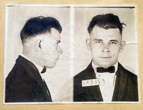 Dillinger family members apply again to exhume his grave
