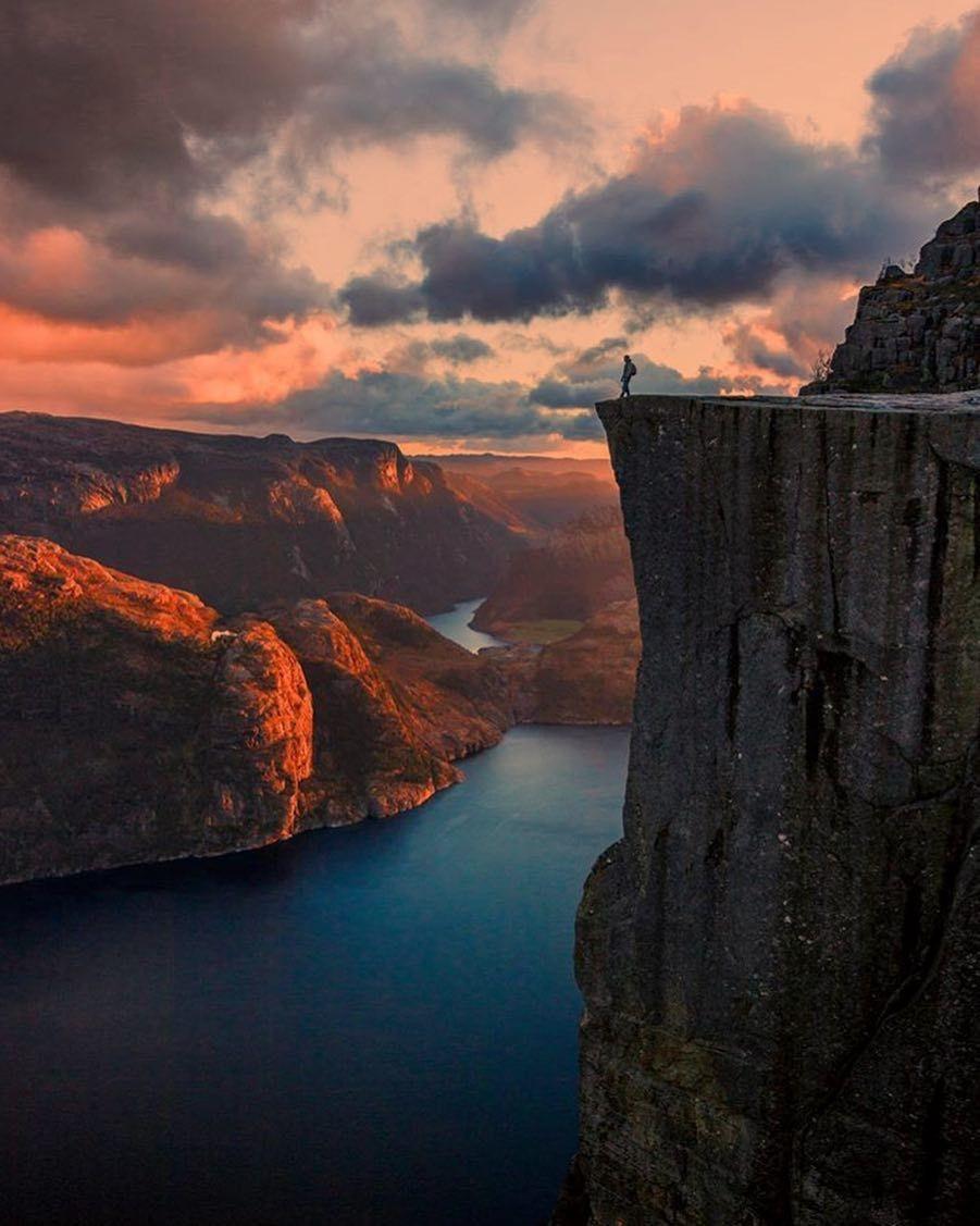 Preikestolen (Norway)