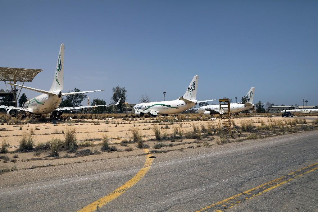 First Tripoli-Benghazi flight for a year follows Libya talks