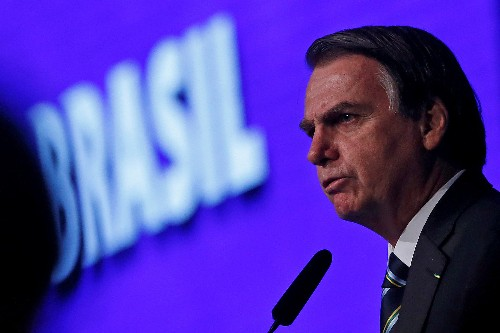 Brazil's Bolsonaro shocked by high number of penis amputations