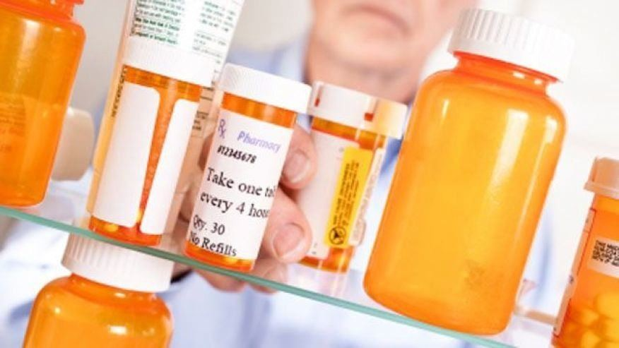 Drug overdose-related deaths double from 1999 to 2012