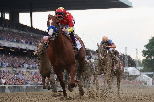 Justify Wins Horse Racing's Triple Crown: Pictures