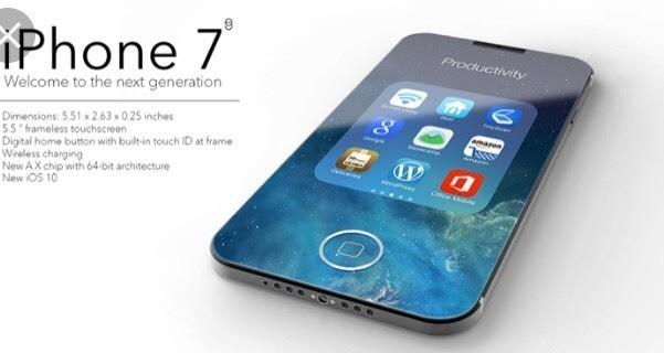 iPhone 6se O  iPhone 7...... - Magazine cover