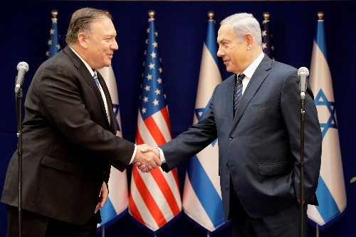 Pompeo to meet Netanyahu in Israel after Turkey meeting
