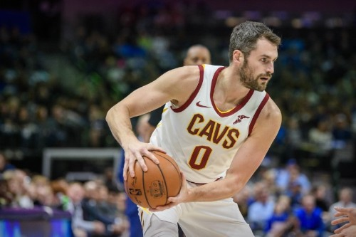 Report: Cavaliers open to trading Love