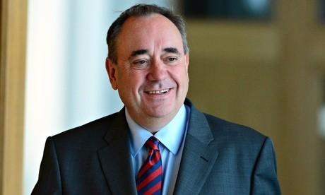 Alex Salmond denies referendum promotes anti-English sentiment