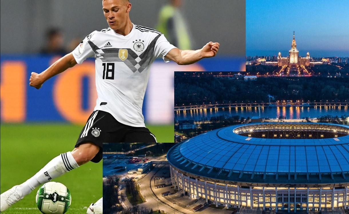 Fußball-WM 2018 cover image