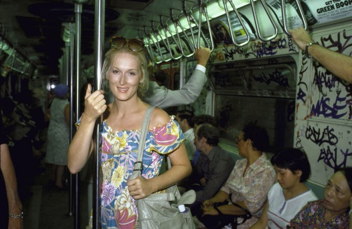 Meryl Streep's Twenties, and My Own
