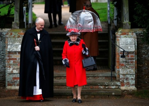 Britain's Queen Elizabeth misses church again due to heavy cold