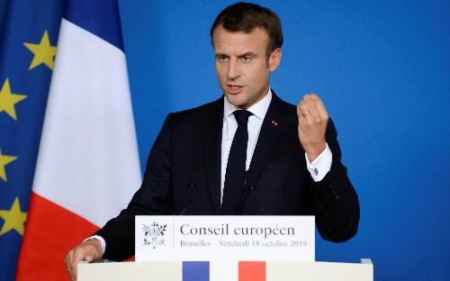 Macron sieht Nato durch US-Politik in Syrien geschwächt