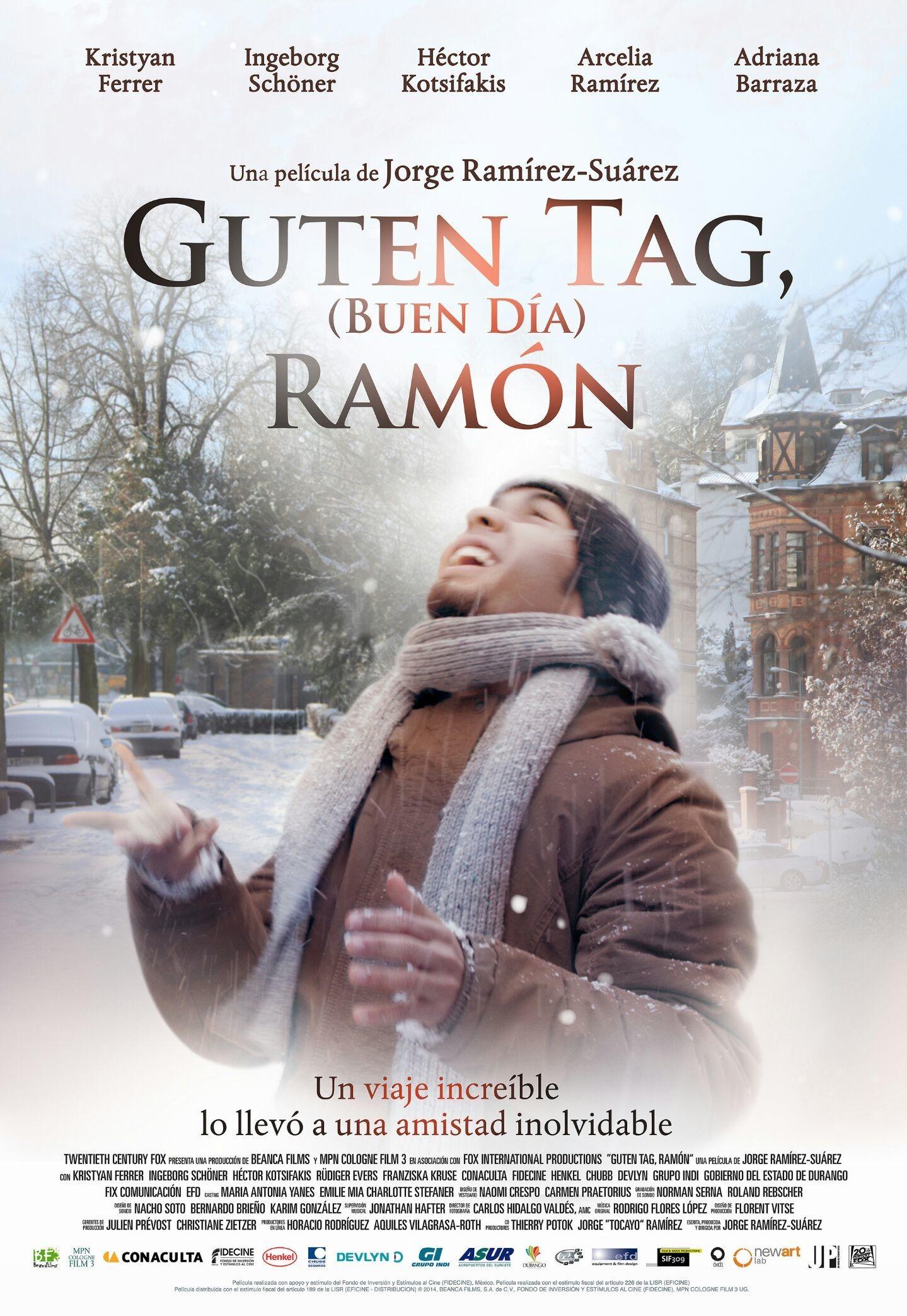 Guten Tag Ramón, Filmada en Durango México y en Wiesbaden y Fráncfort Alemania