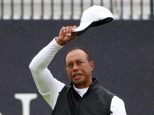Tiger Woods writing first memoir, titled 'BACK'