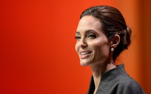 Angelina Jolie: First Dame of Hollywood honoured by the Queen