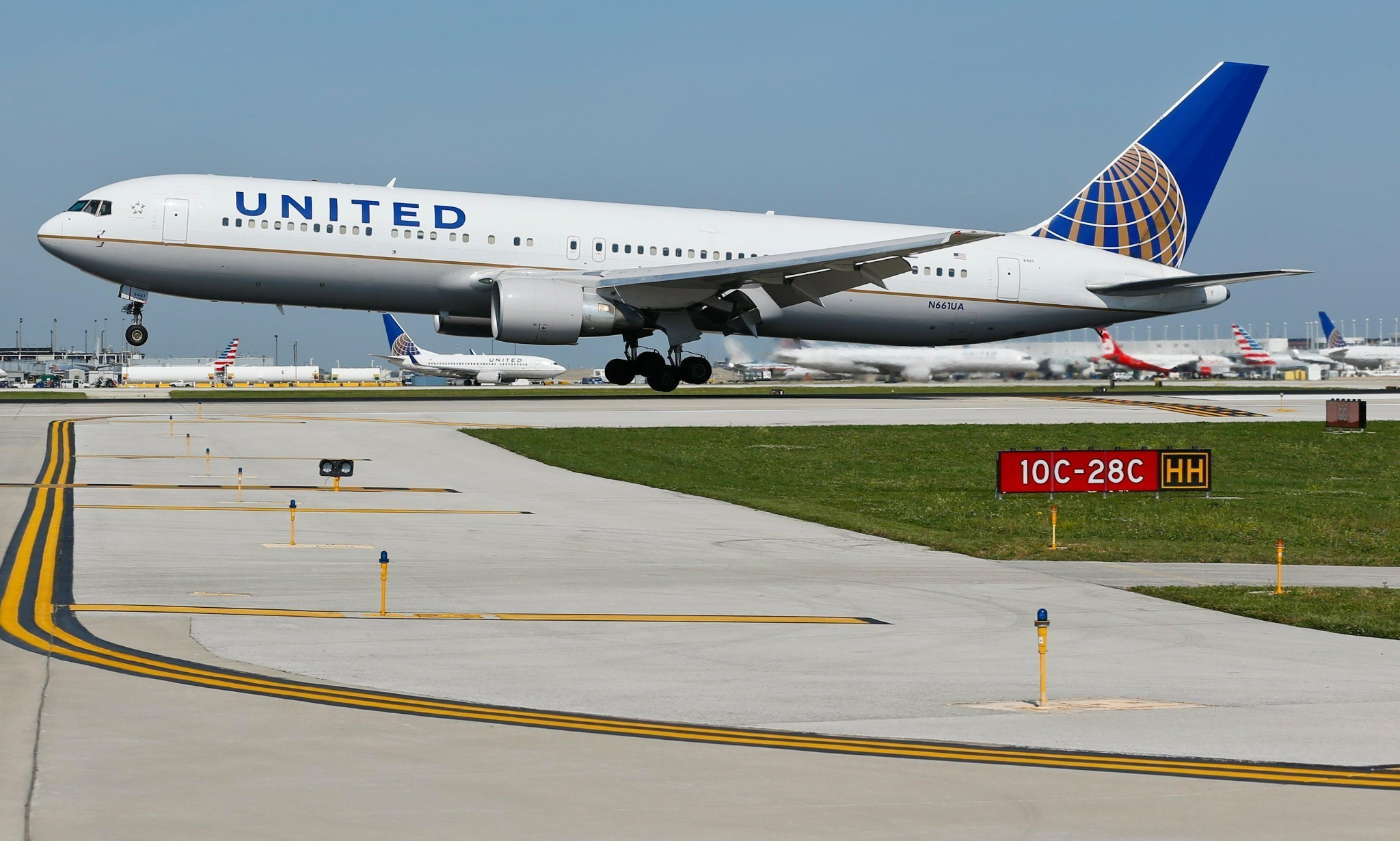 Dog dies on United Airlines flight after being forced into overhead locker