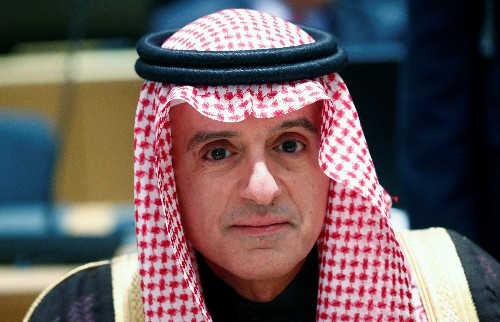 Saudi minister denies activist Baghdadi faced any Saudi threat