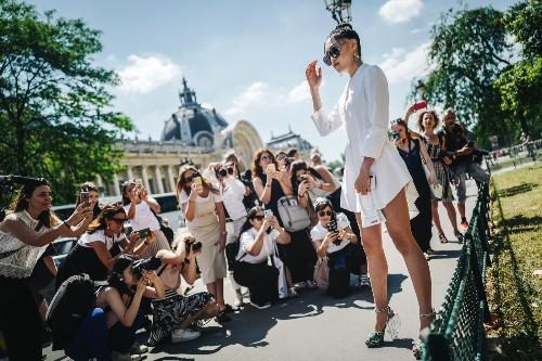 The Scene at Paris Haute Couture in Pictures