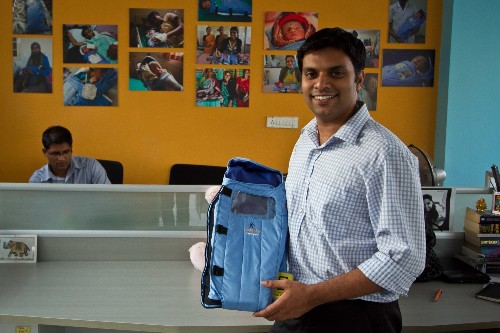 Simple Tech Creates Infant Warmer To Save Lives In Developing Countries