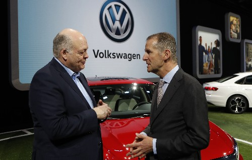 Ford, Volkswagen to reveal details on global alliance