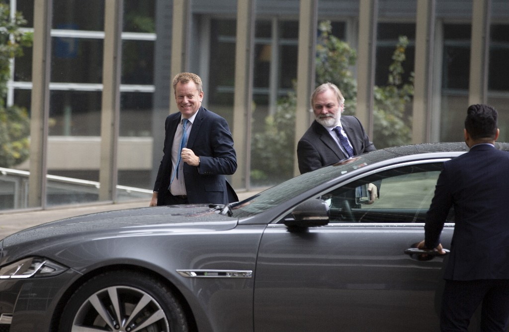 UK court rules Johnson's suspension of Parliament unlawful