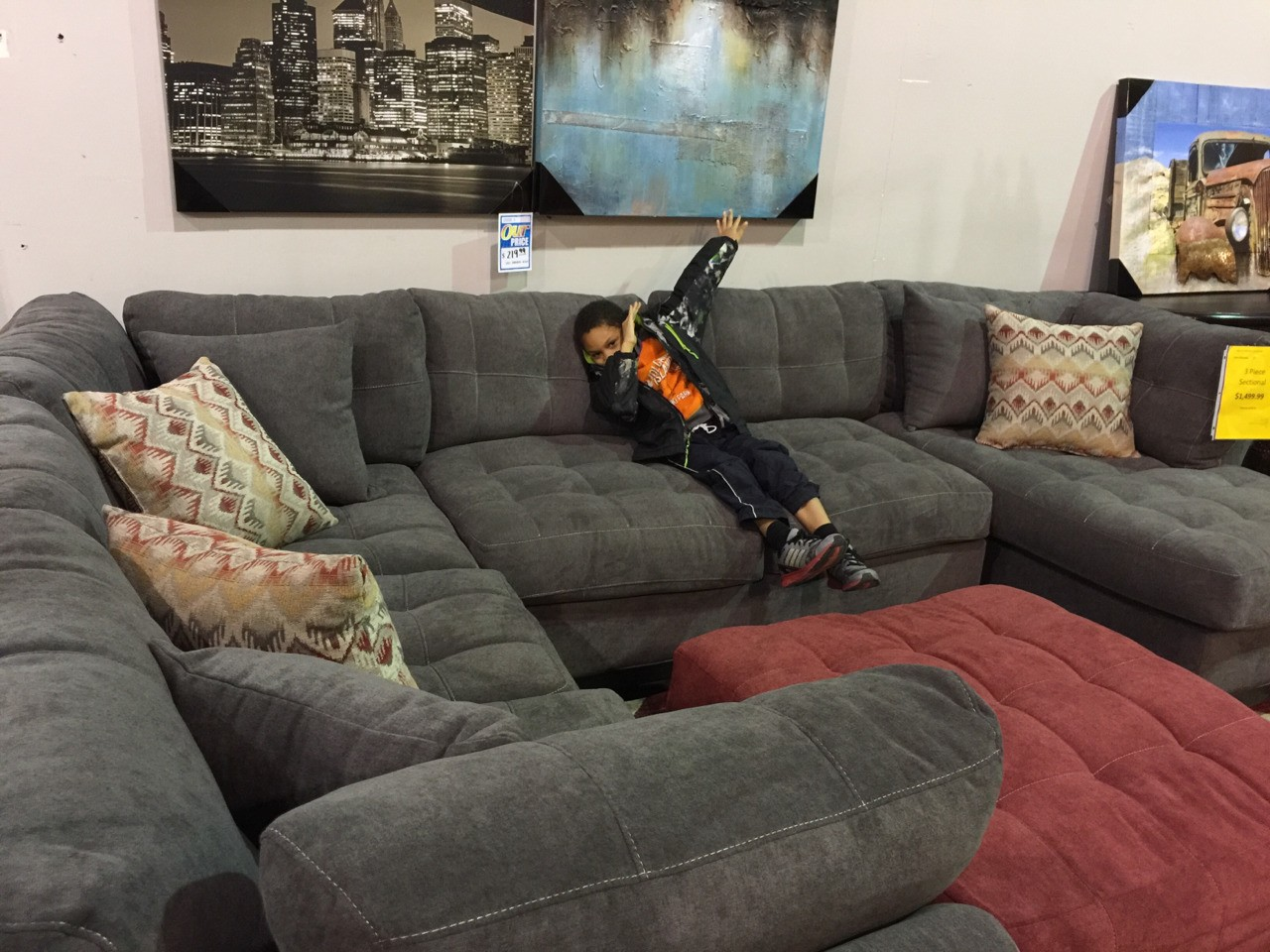 Couch shopping.......