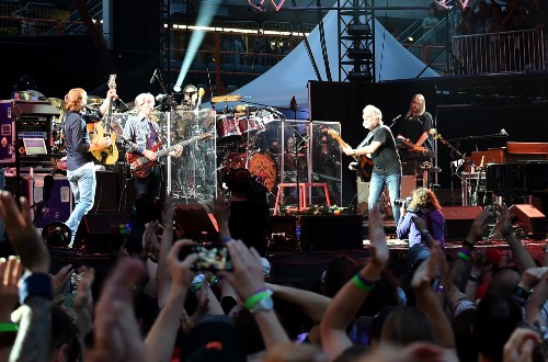 Fare Thee Well Grateful Dead: Photos