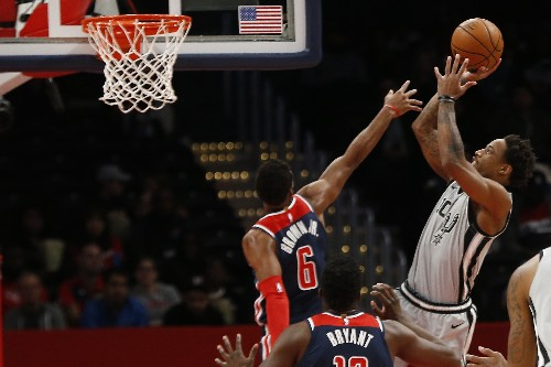 Wizards, Beal win shootout as Spurs lose 7th straight