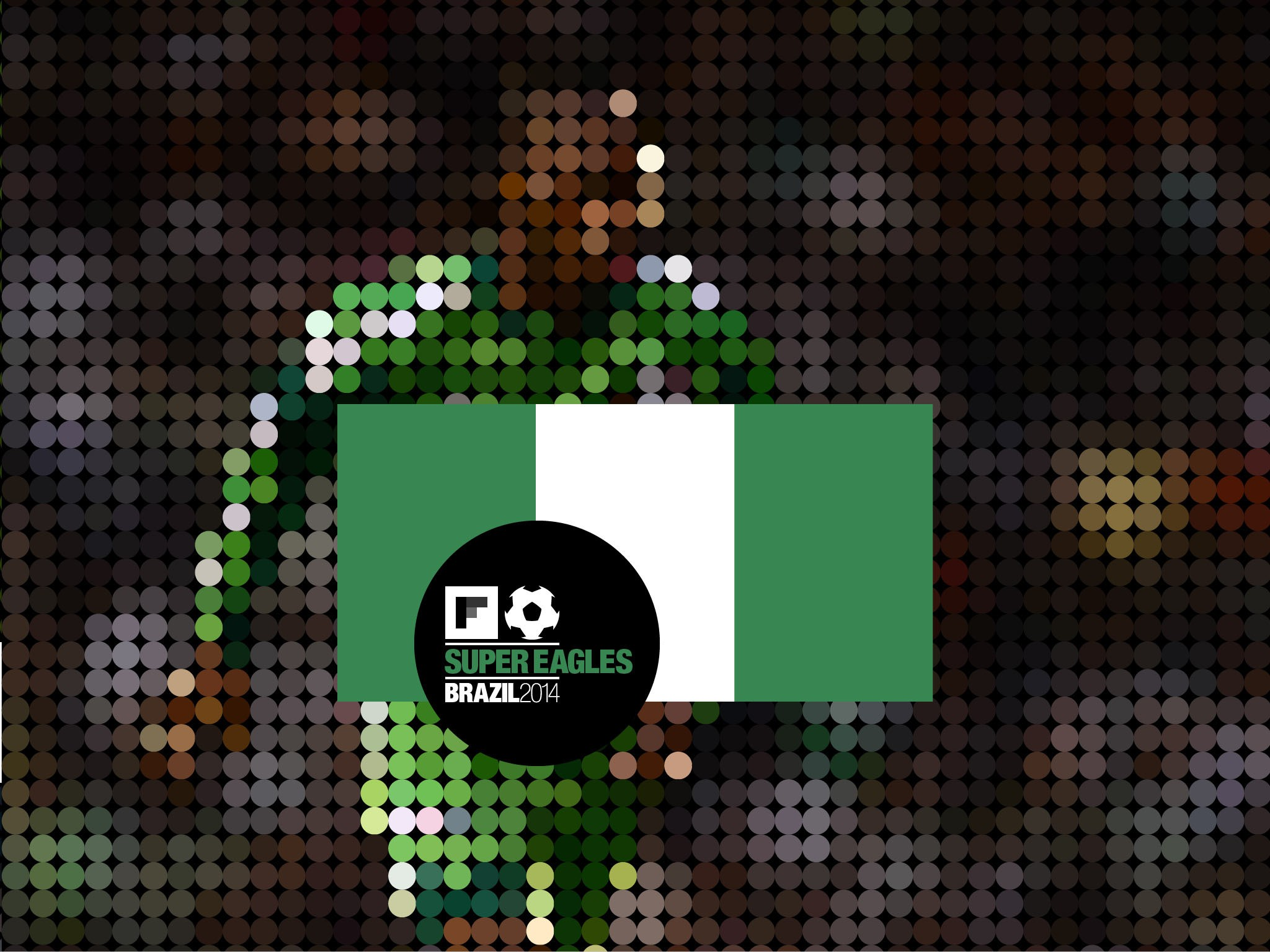 Nigeria: World Cup 2014 - Cover