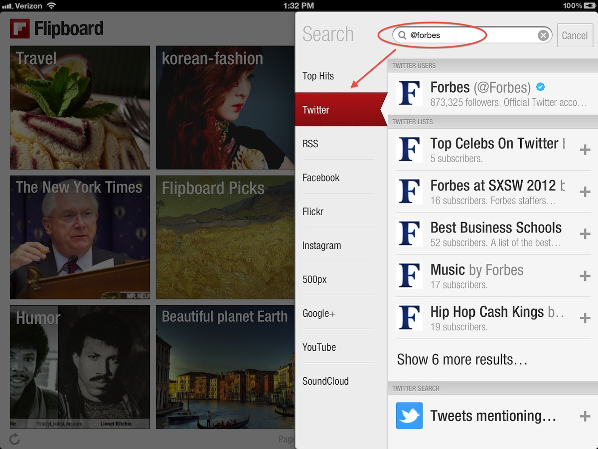 Everything You Wanted to Know About Twitter on Flipboard