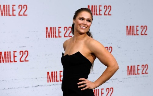 Retired fighter Rousey to stream via Facebook Gaming