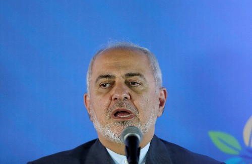 Iran ready to work on French nuclear deal proposals, does not want war: foreign minister