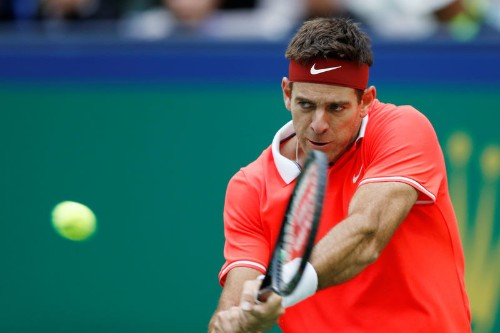 Del Potro's knee still an issue, to miss Indian Wells