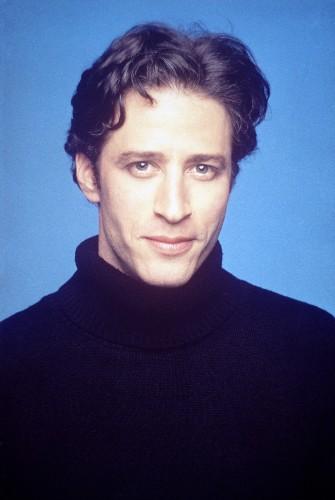 Looking Back at Jon Stewart: In Pictures