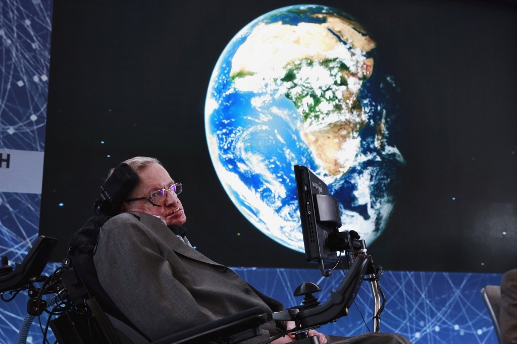 Stephen Hawking: A Life in Pictures
