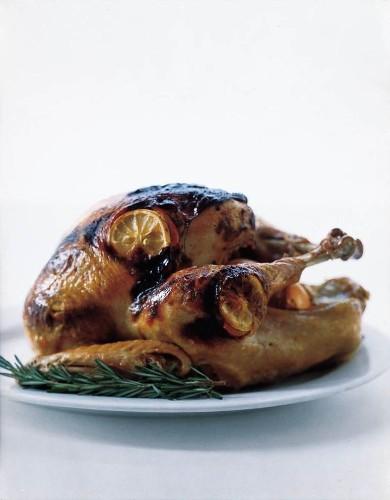 The Secret to Thomas Keller's Roast Turkey Is Doing Absolutely Nothing