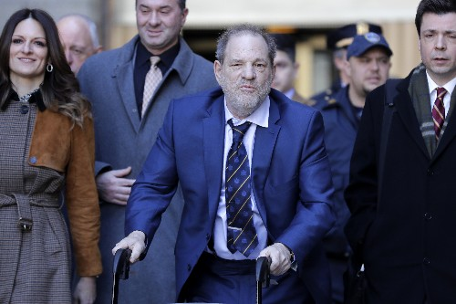Week 4 of Weinstein trial: Closing arguments, two universes